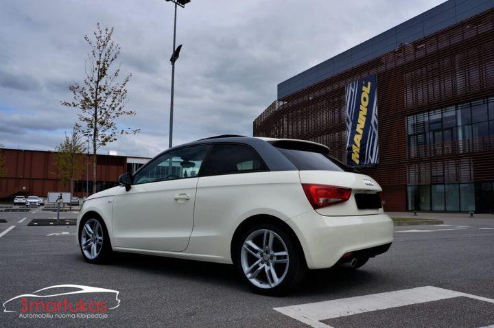 Audi A1 nuoma