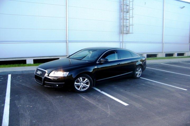 Audi A6 nuoma