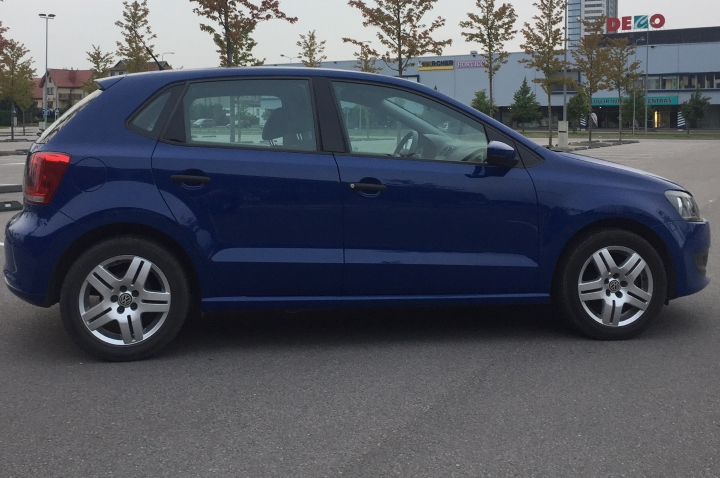 Volkswagen Polo nuoma