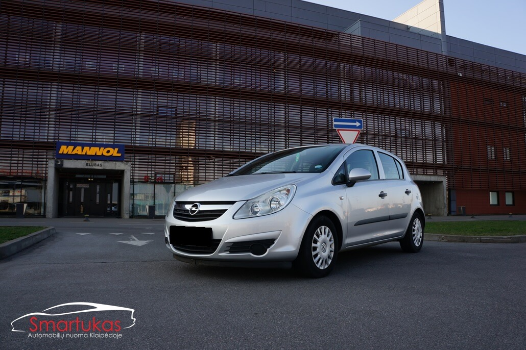 Opel Corsa nuoma
