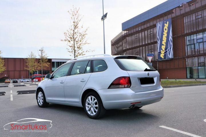 Volkswagen Golf nuoma