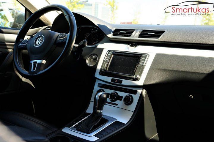 VW CC nuoma