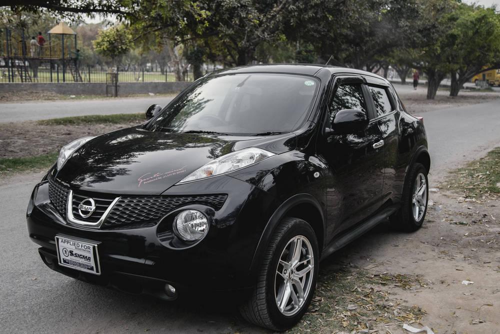 Nissan Juke nuoma
