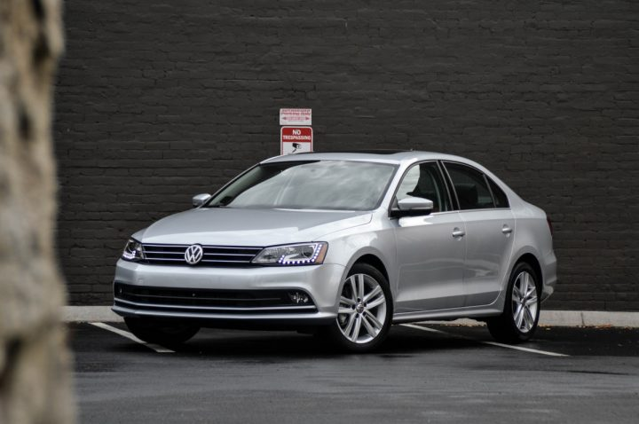 VW Jetta nuoma