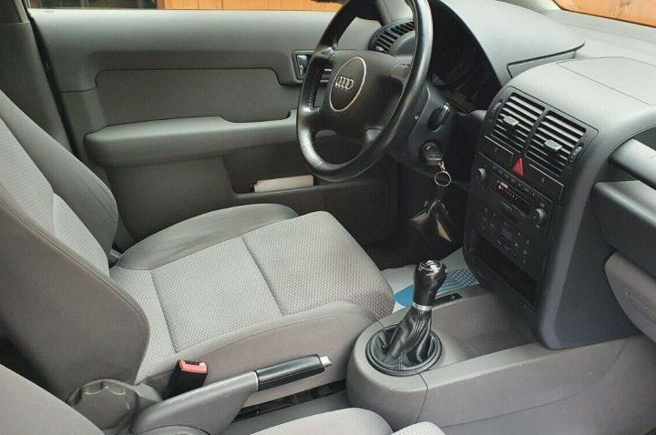Audi A2 nuoma