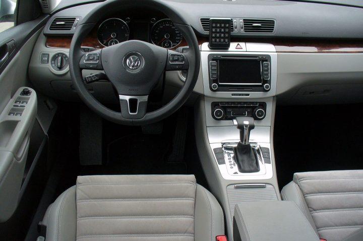 VW Passat nuoma